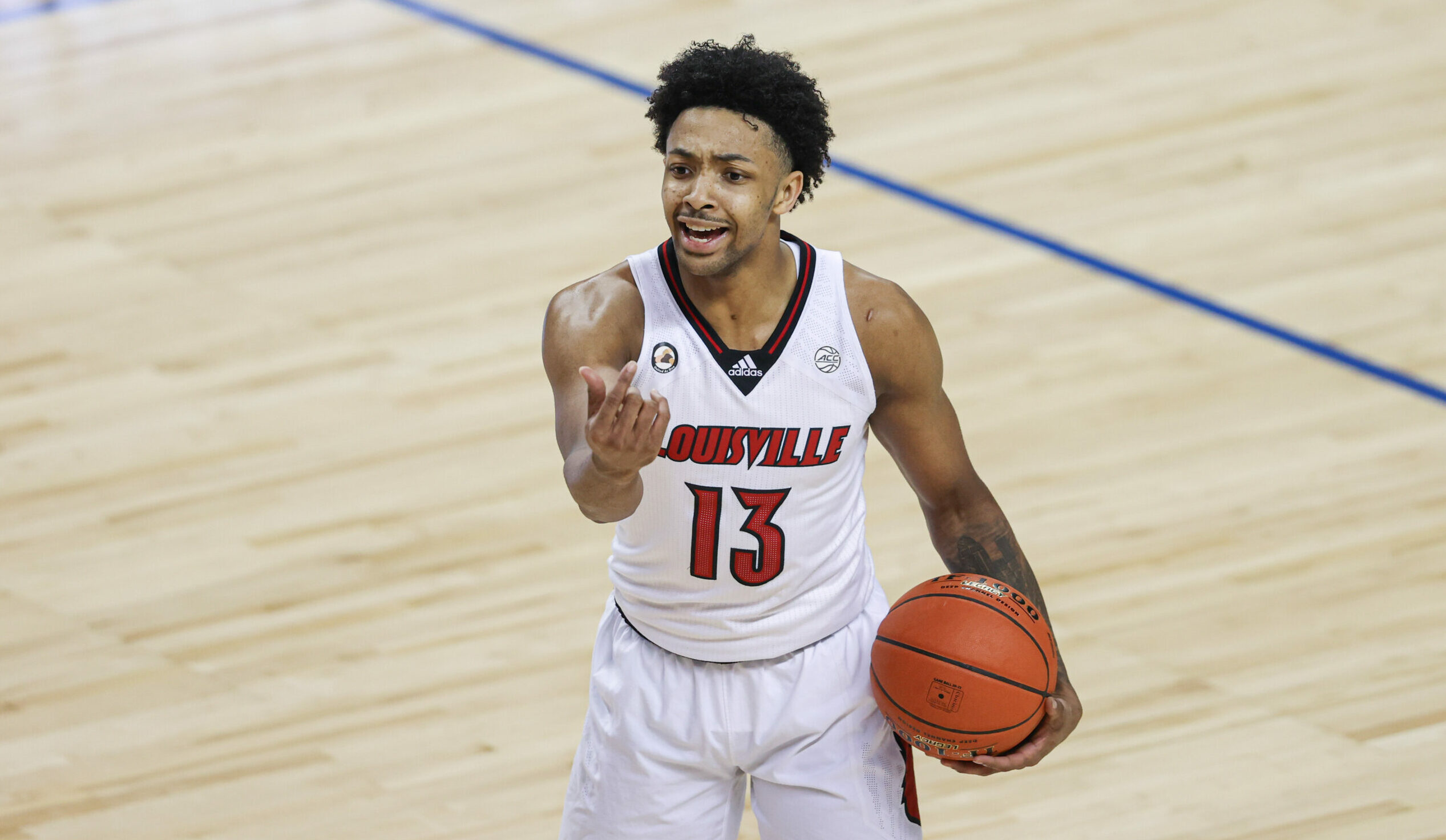 Louisville's David Johnson to enter NBA draft, forego eligibility