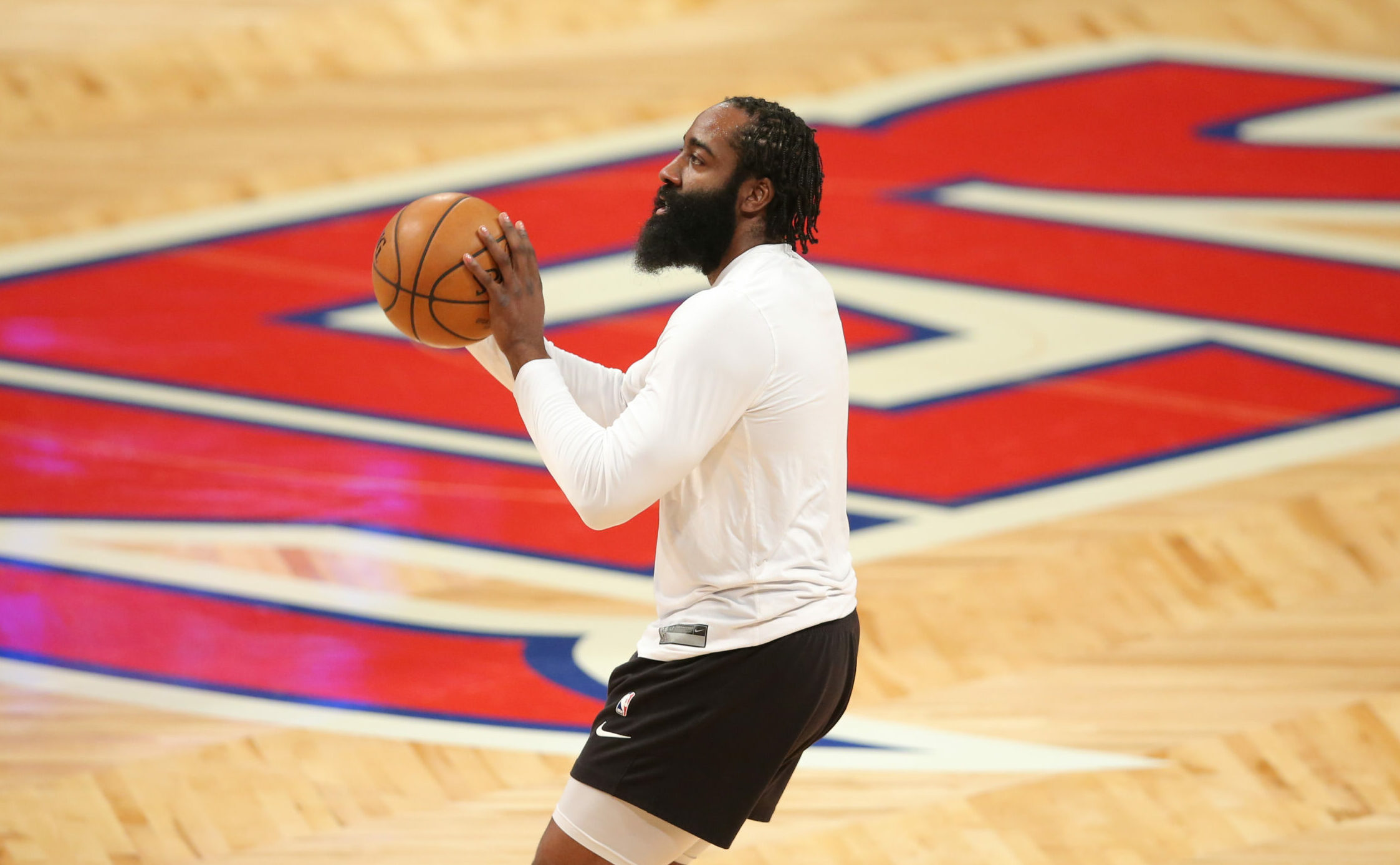 James Harden (hamstring) out indefinitely after suffering setback