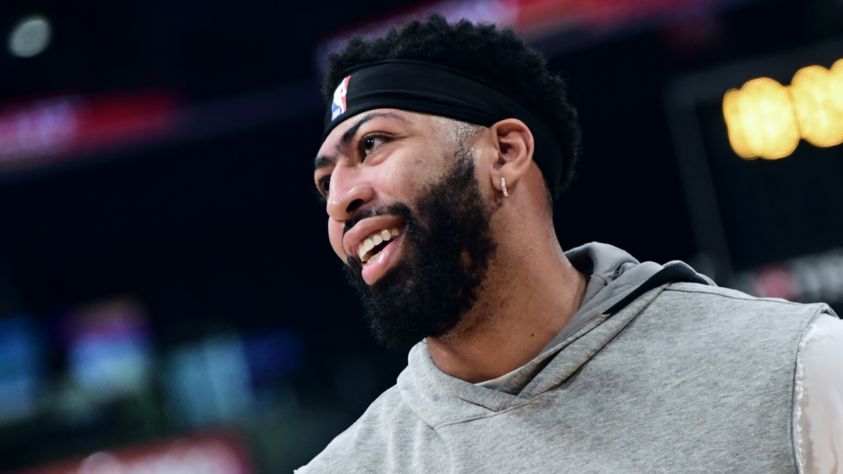 Lakers' Anthony Davis cleared for full on-court activity, nearing return