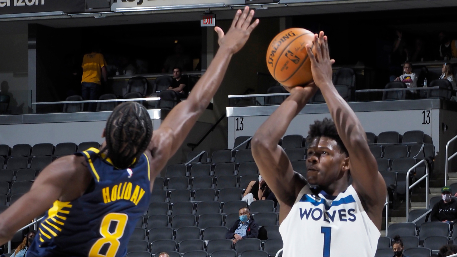 Game Recap: Pacers 141, Timberwolves 137