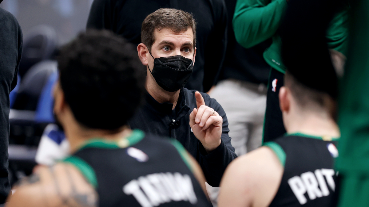 Celtics' Brad Stevens denies he was offered Hoosiers coaching job
