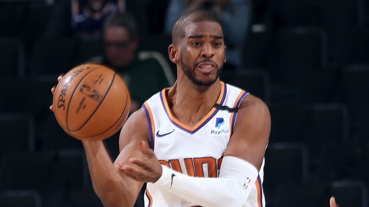 Chris Paul passes Magic Johnson for 5th place on NBA's all-time assist list