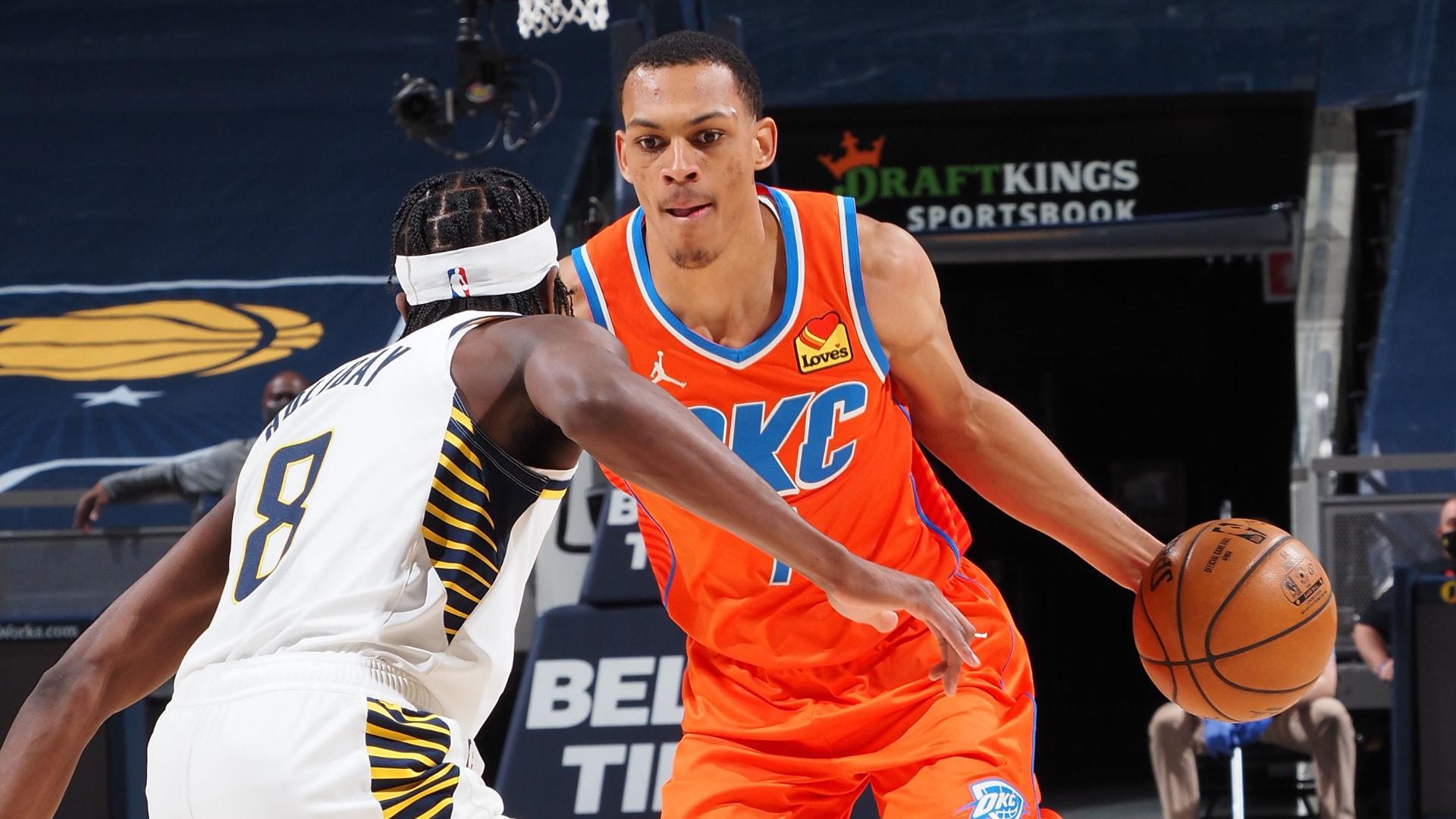 Game Recap: Pacers 122, Thunder 116
