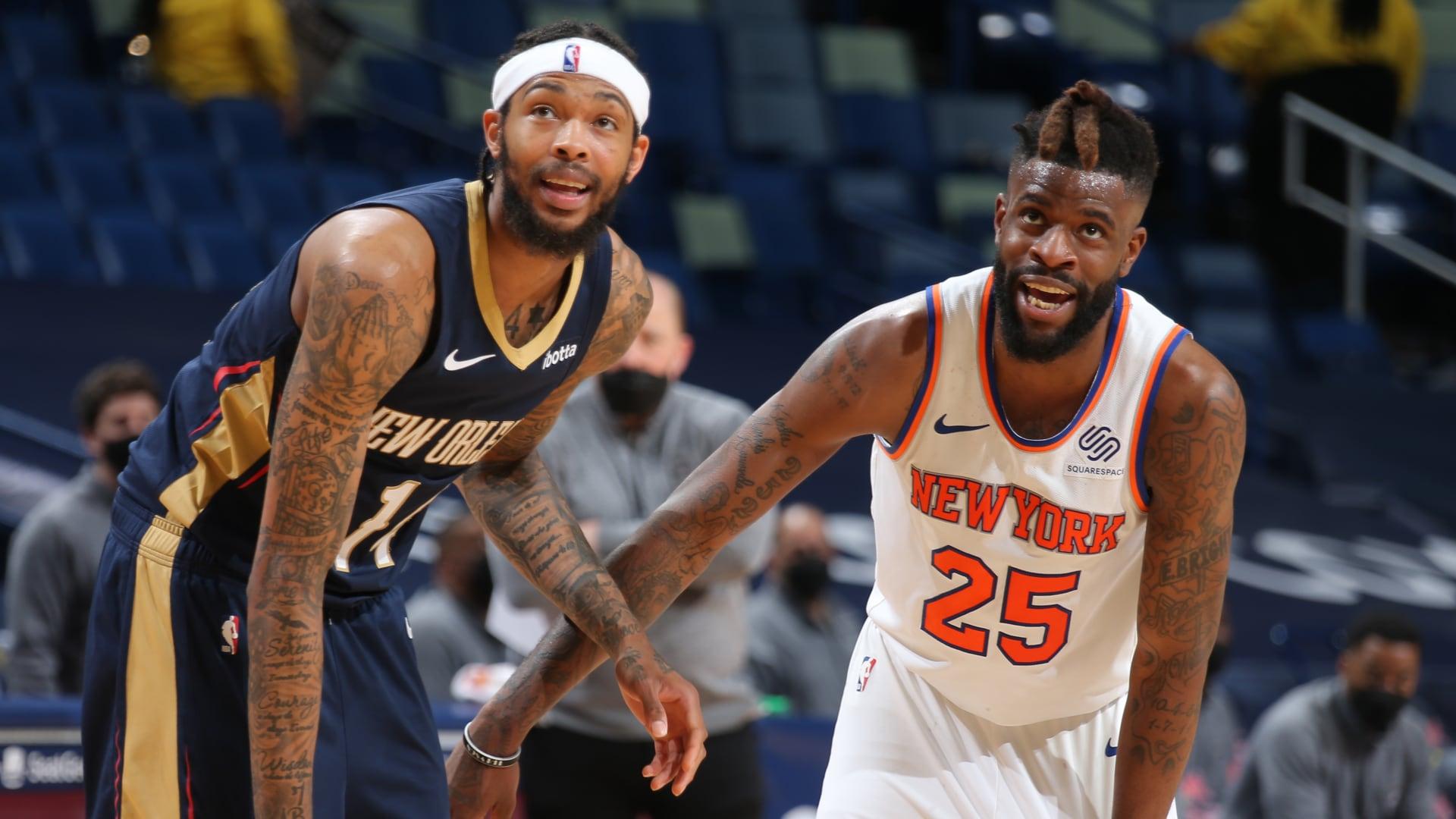 Game Recap: Knicks 116, Pelicans 106