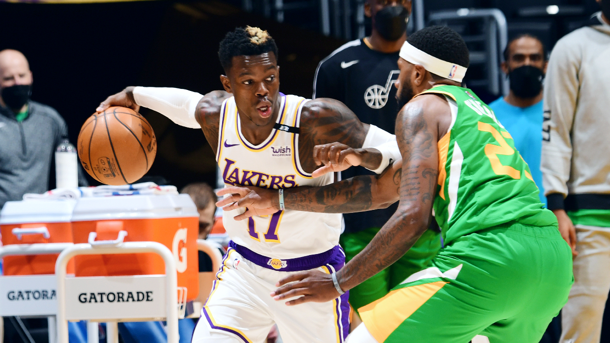 Drummond, Schroder power Lakers past Jazz in overtime