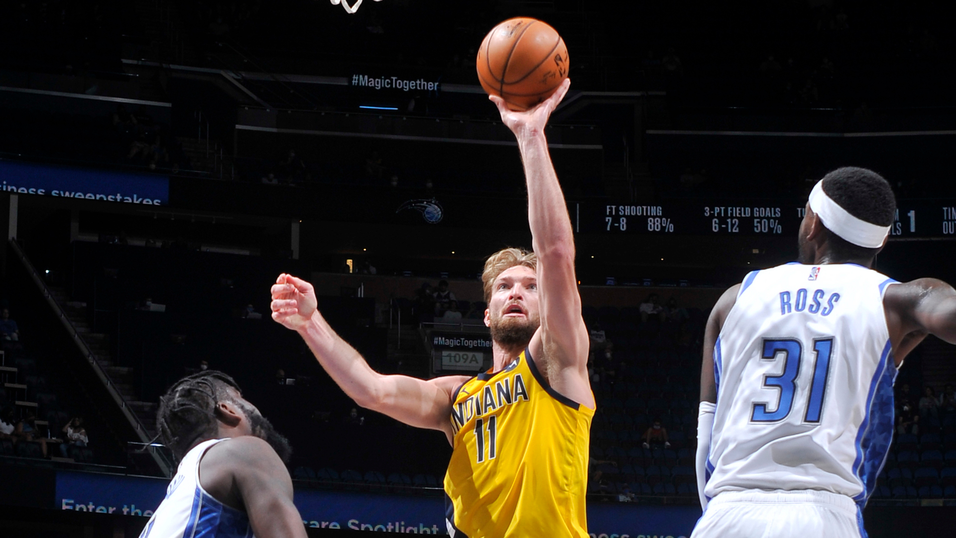 Game Recap: Pacers 111, Magic 106