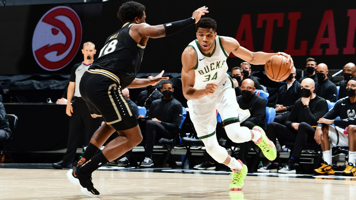 Giannis Antetokounmpo returns from 6-game absence