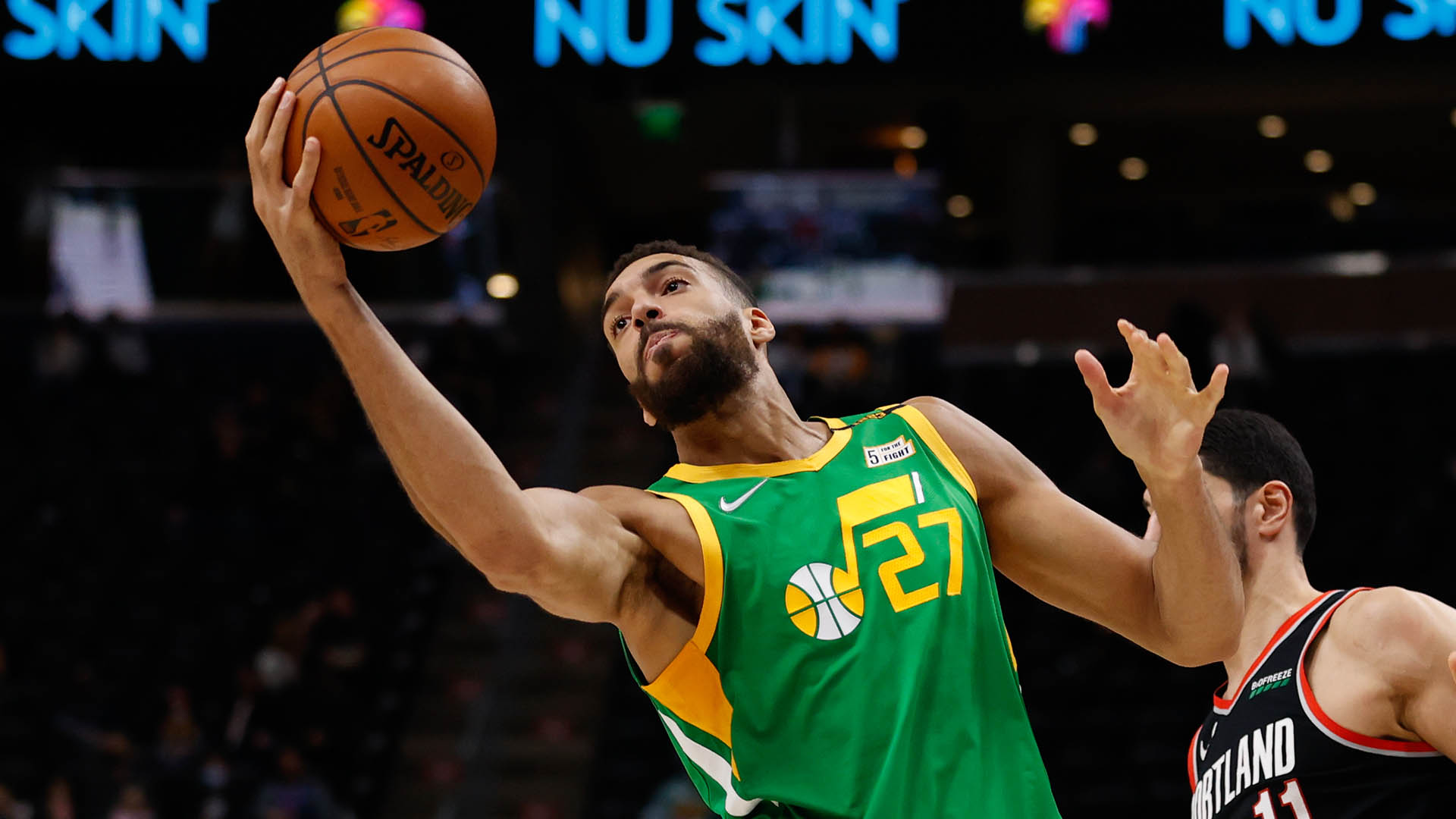 Defensive Player Ladder: Gobert holding steady