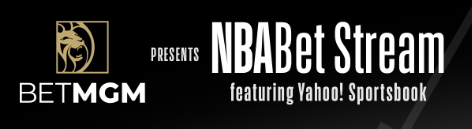 NBABet Stream Presented By BetMGM Remaining Schedule