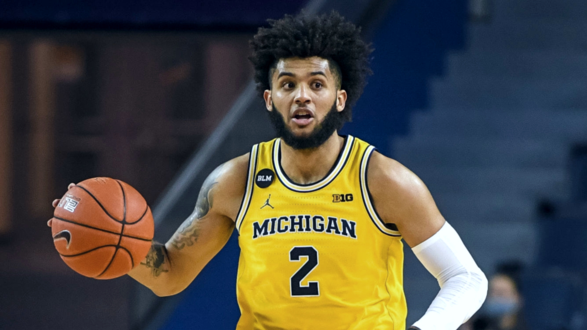 Michigan guard Isaiah Livers declares for NBA Draft