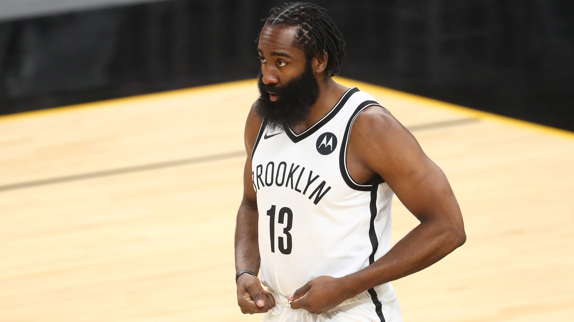 James Harden (hamstring) says he plans to play again before playoffs