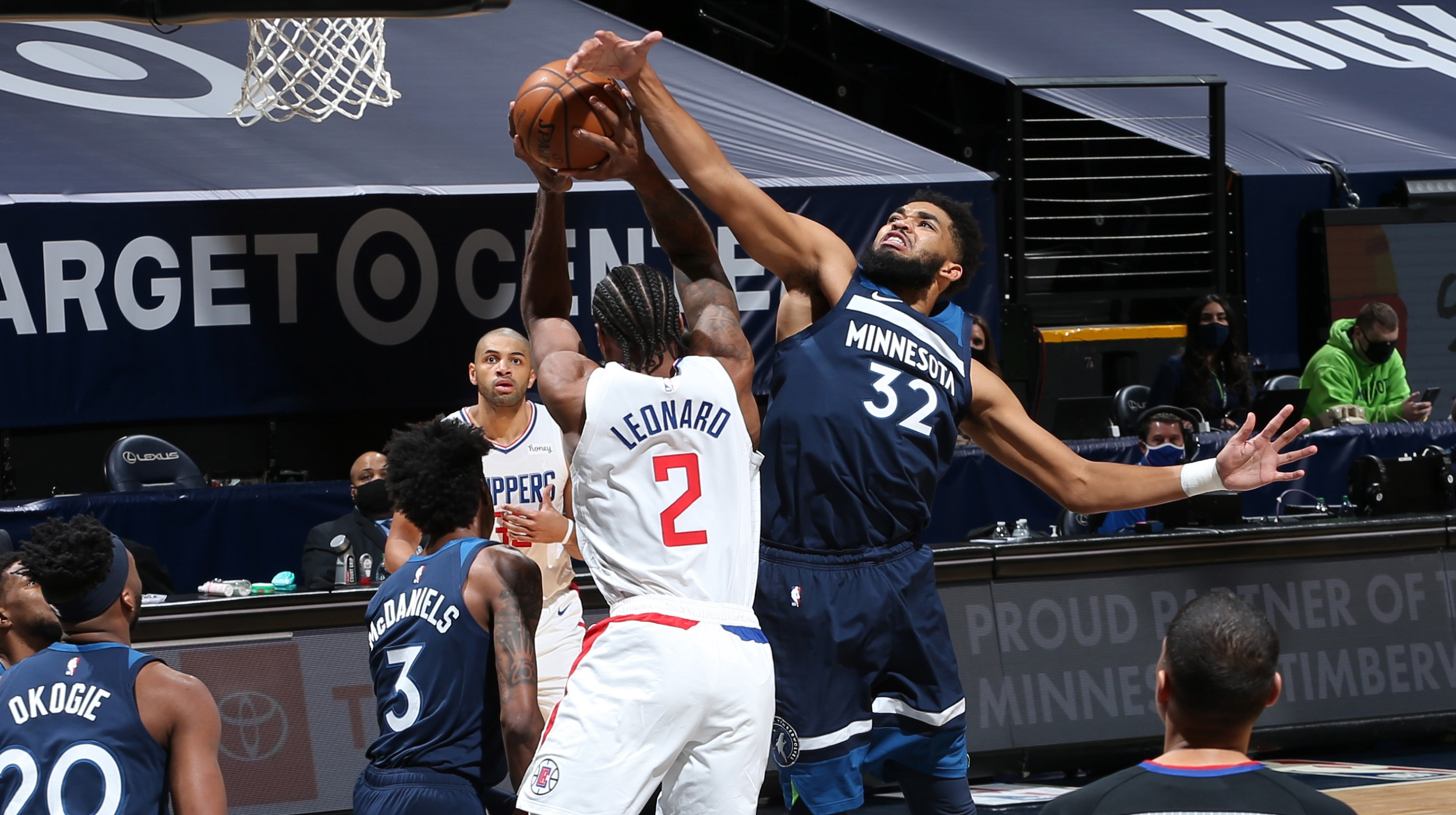 Clippers look to start new streak as Timberwolves visit