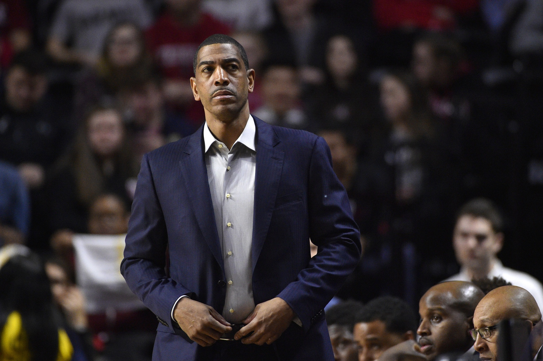 Kevin Ollie named coach of new league designed for prep standouts