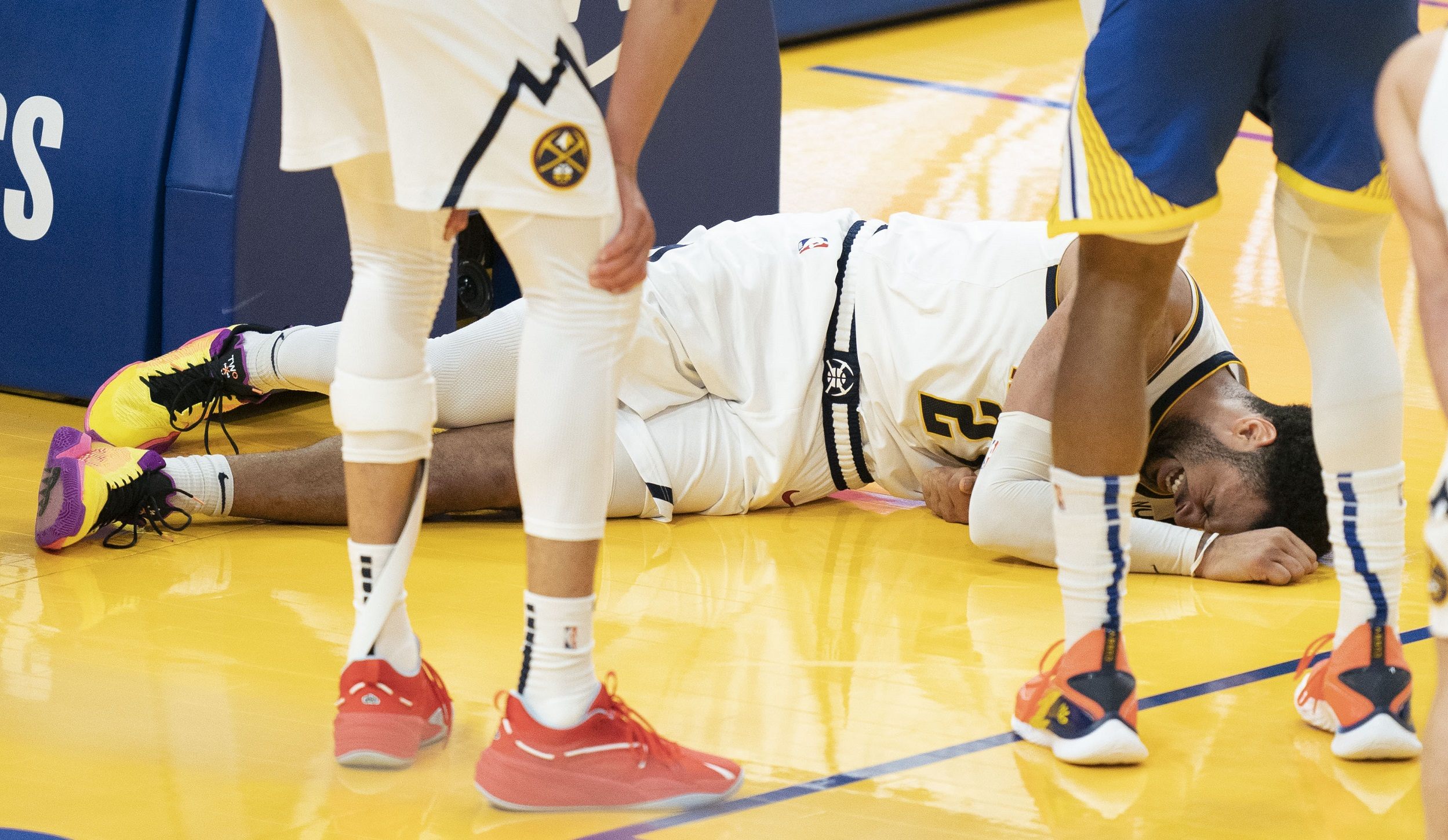 Jamal Murray out indefinitely with torn ACL in left knee