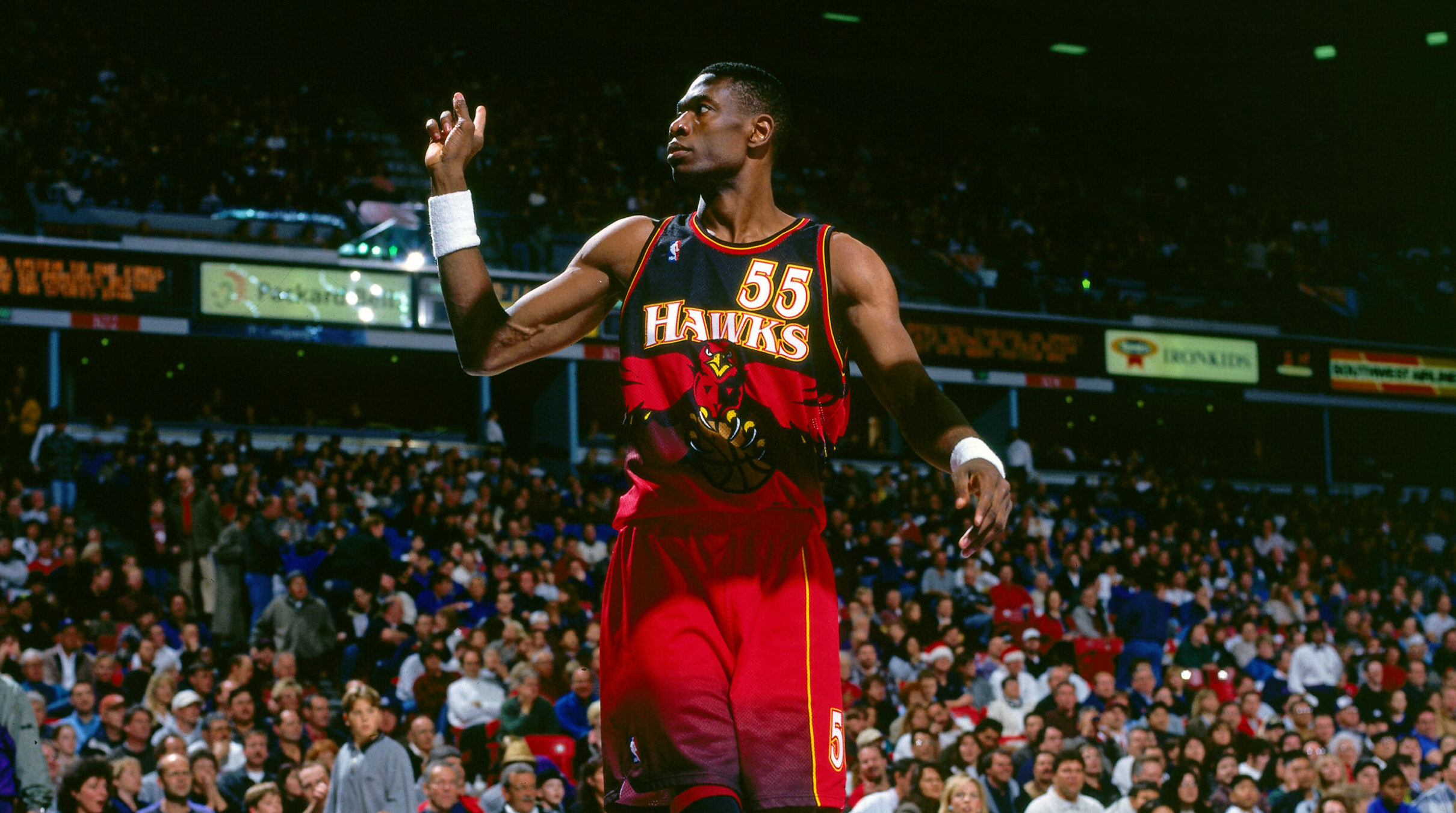 Defensive Player Ladder: Q&A with NBA legend Dikembe Mutombo