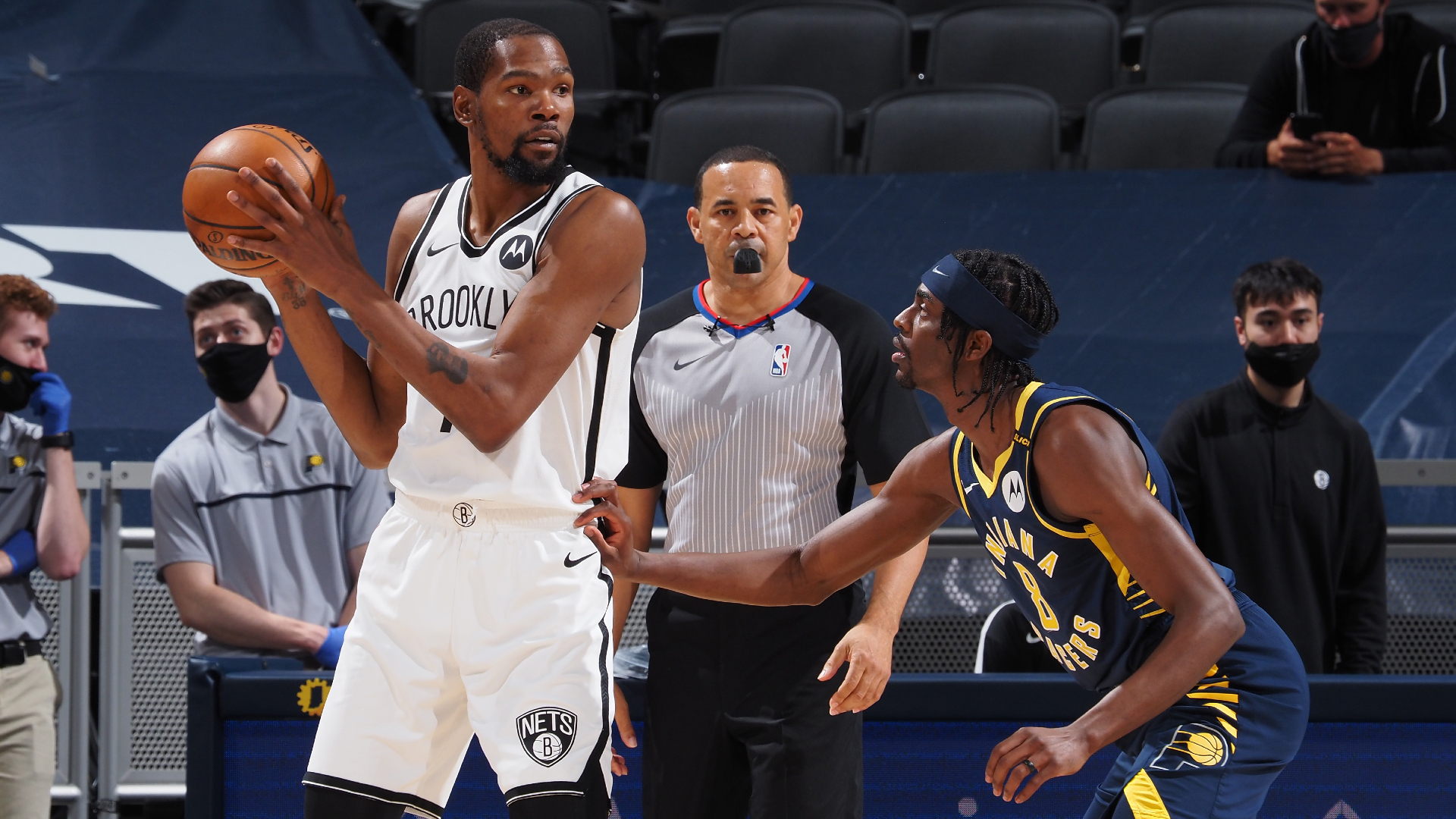 Game Recap: Nets 130, Pacers 113