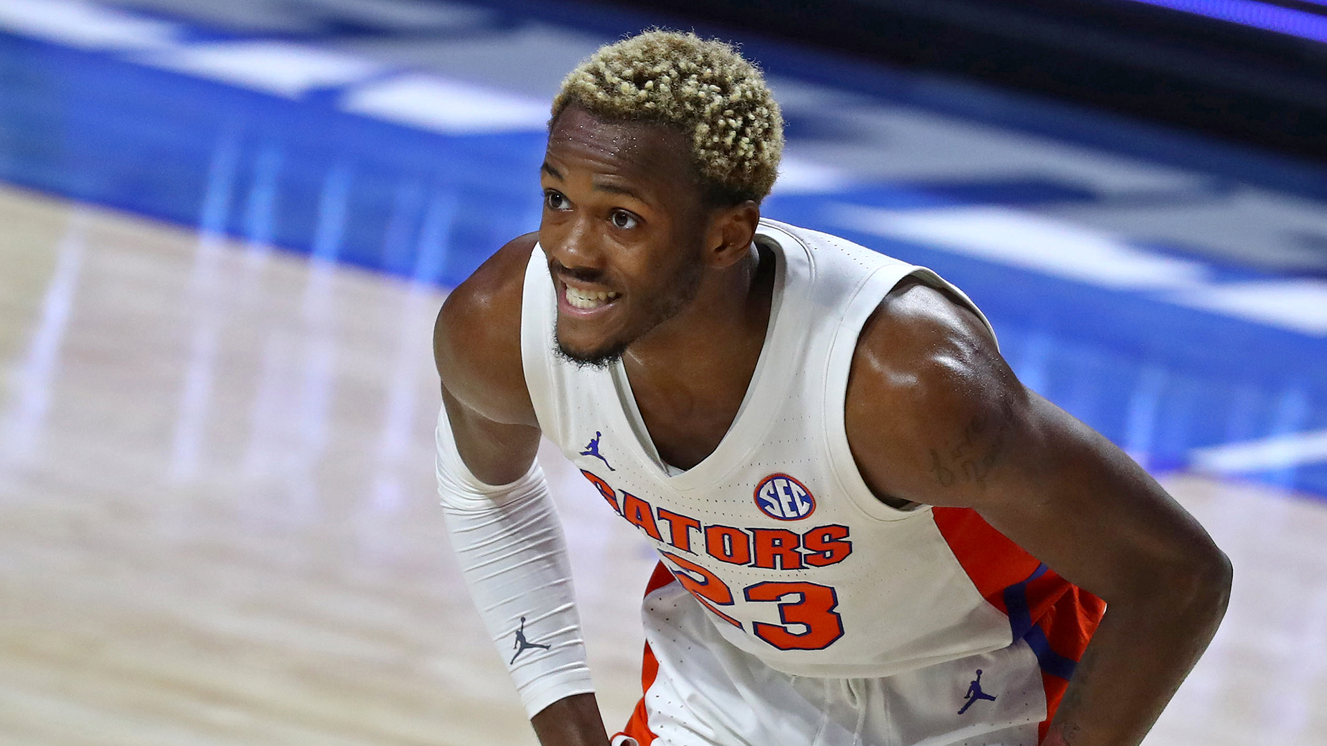 Florida loses another as Scottie Lewis opts for NBA draft