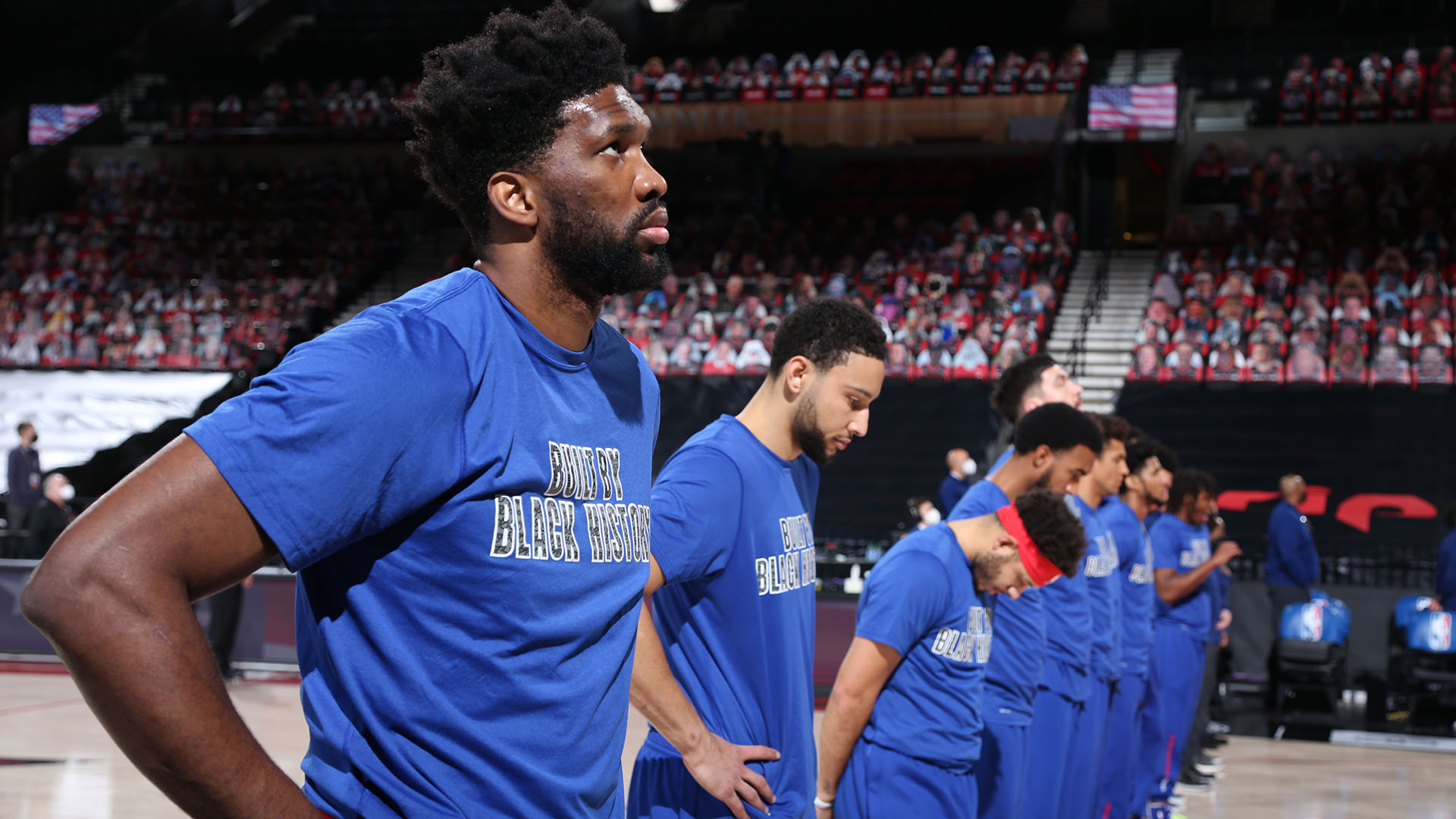 76ers prove they can stand tall, even without big man Joel Embiid