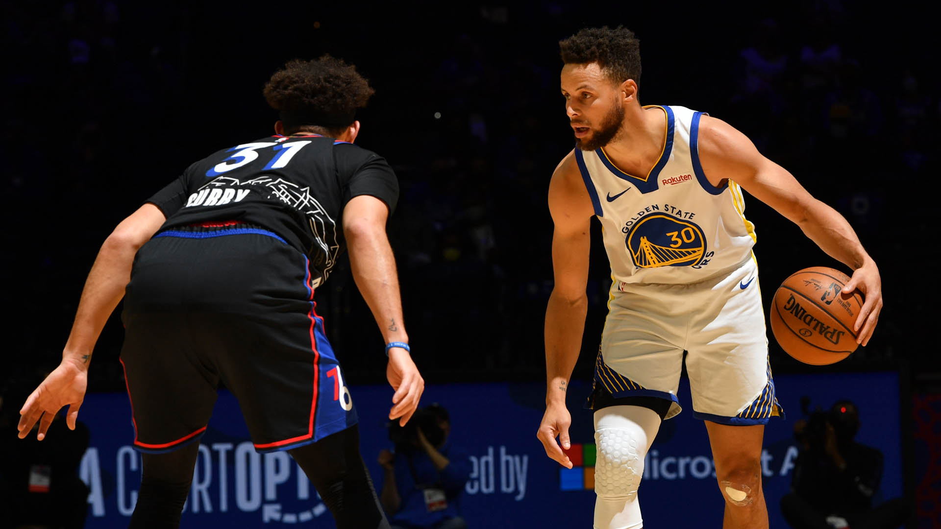 Full Focus: Curry Bros. shine as Warriors drop 76ers