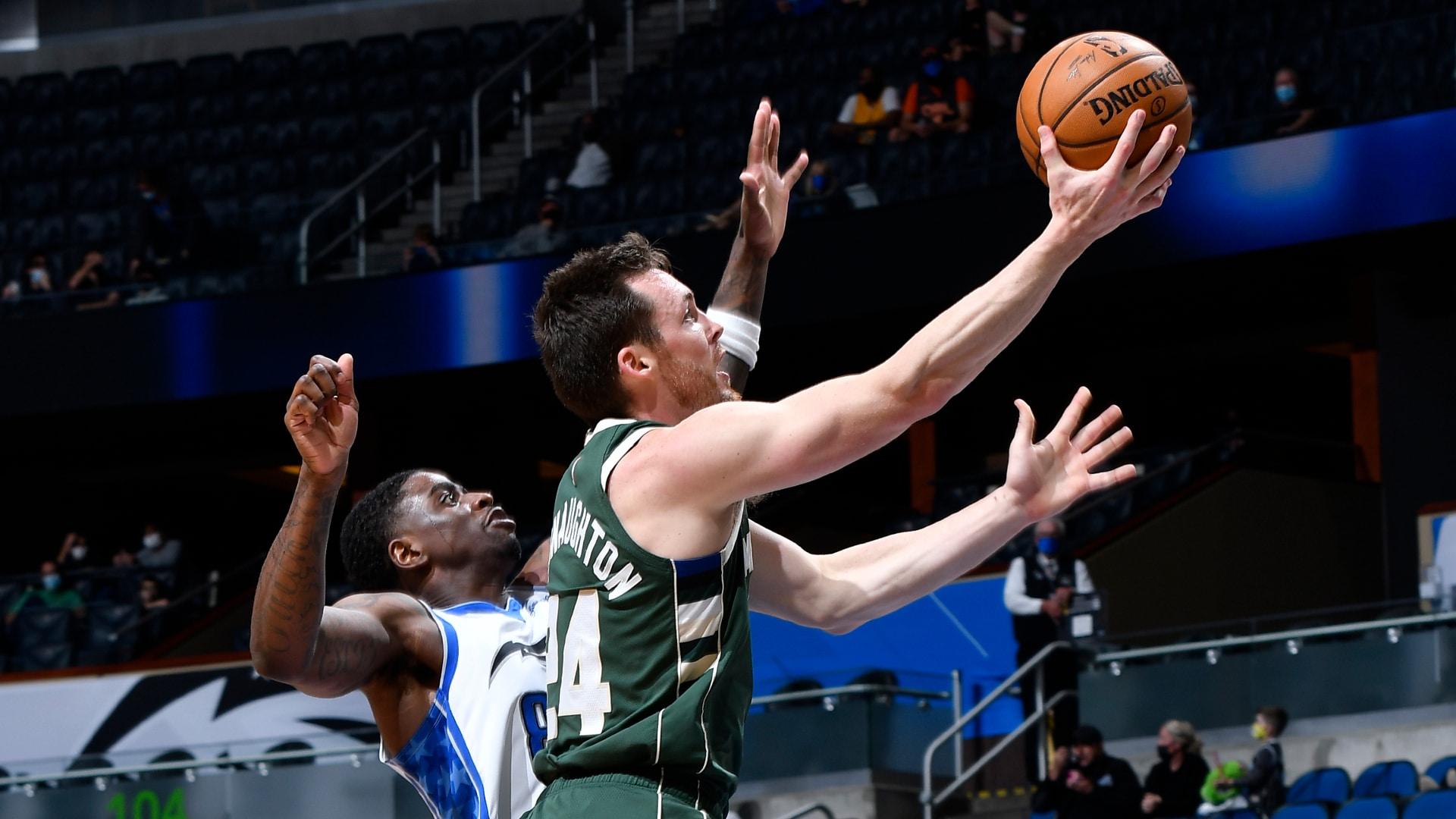 Game Recap: Bucks 124, Magic 87