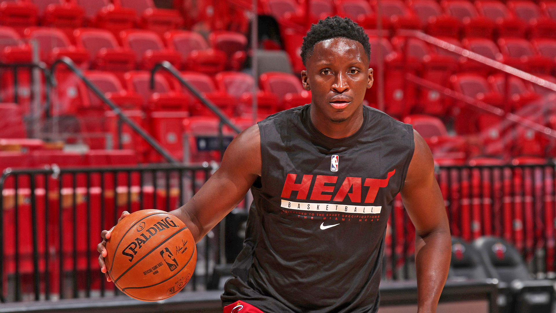 At last, Oladipo finally gets his chance to play with Heat
