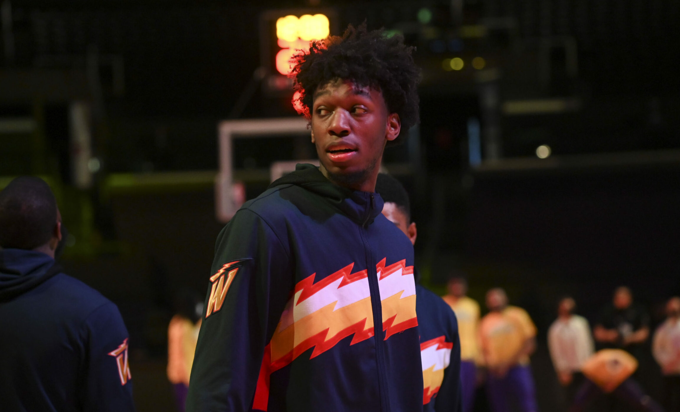 Kia Rookie Ladder: Warriors eyeing playoffs and James Wiseman's development