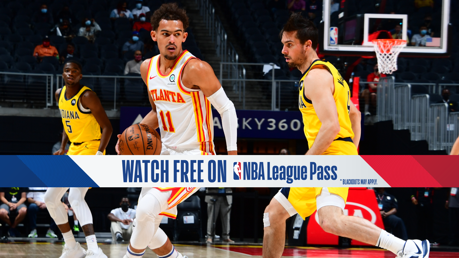 Young leads Hawks against Pacers in key East matchup