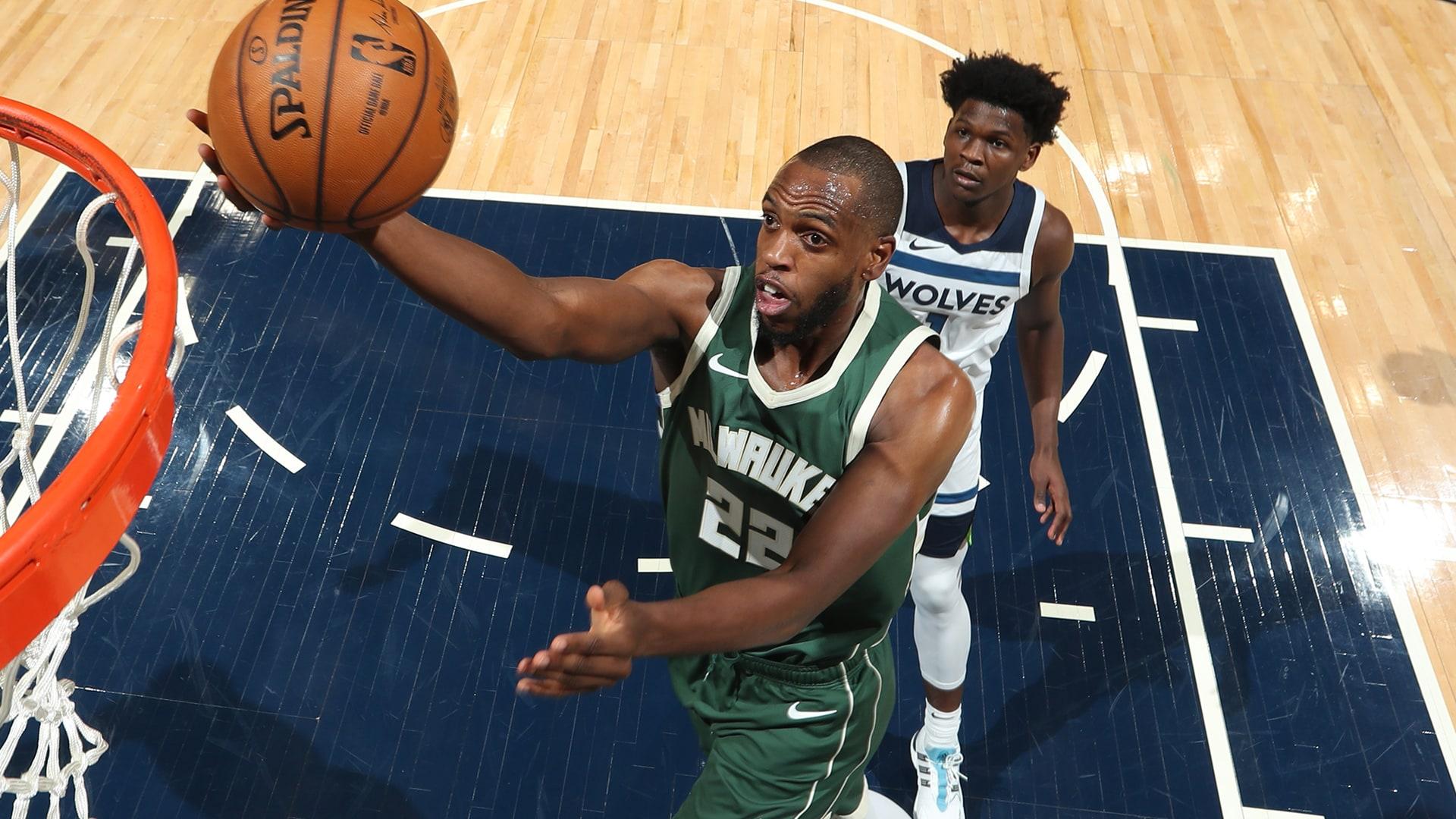 Game Recap: Bucks 130, Timberwolves 105