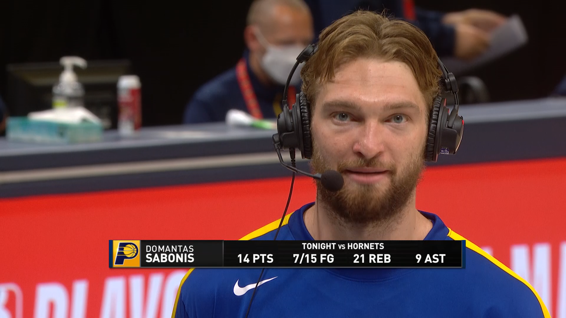 Sabonis: 'I try to impact the game in different ways'