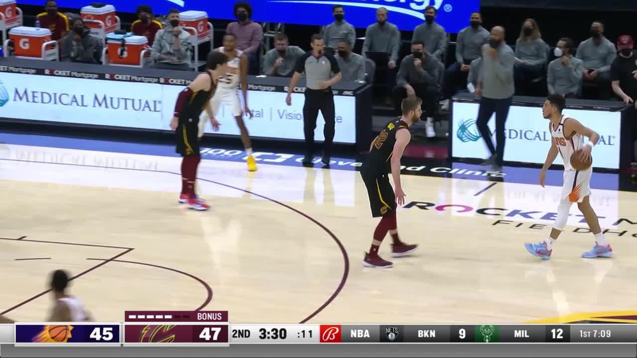 Phoenix Suns Highlights vs. Cleveland Cavaliers