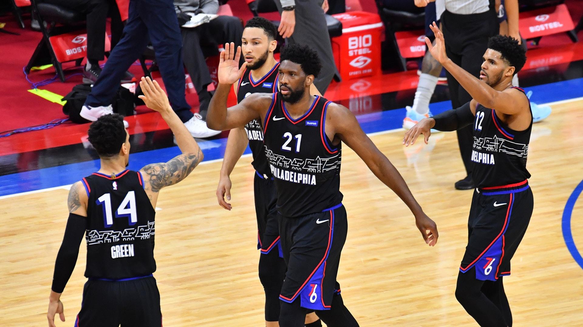 Game Recap: Sixers 120, Wizards 95