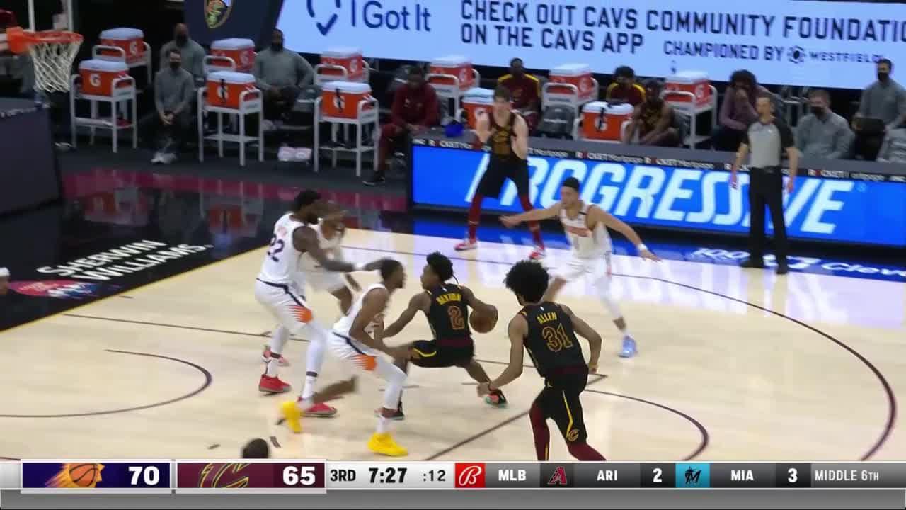 Isaac Okoro (32 points) Highlights vs. Phoenix Suns