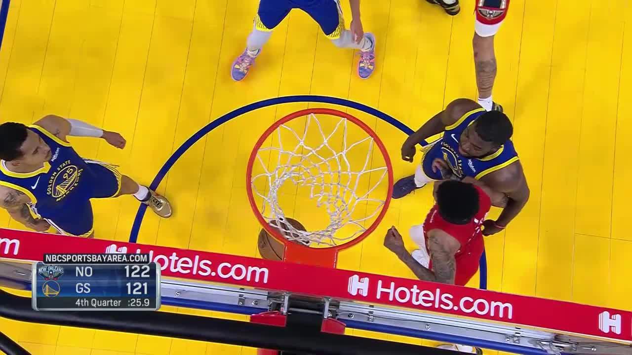 Nickeil Alexander-Walker (30 points) Highlights vs. Golden State Warriors