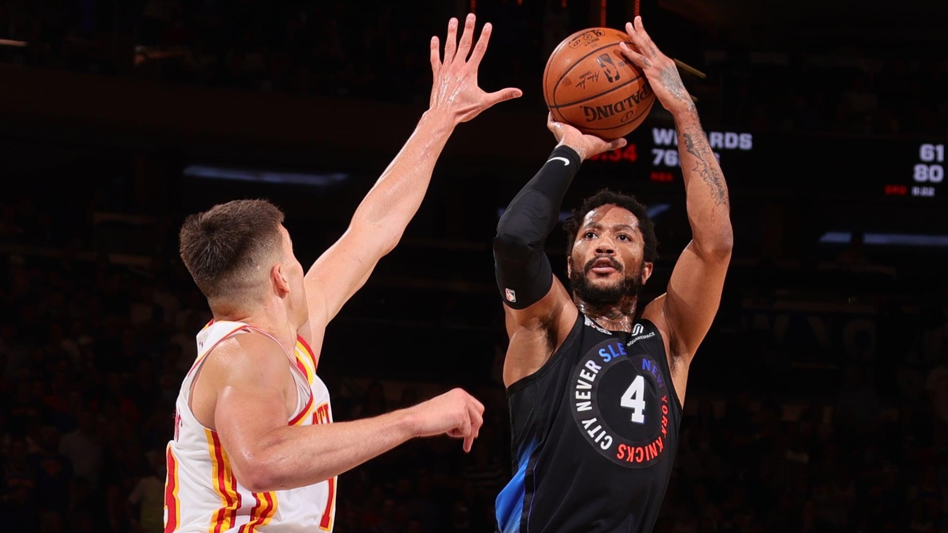 Game Recap: Knicks 101, Hawks 92