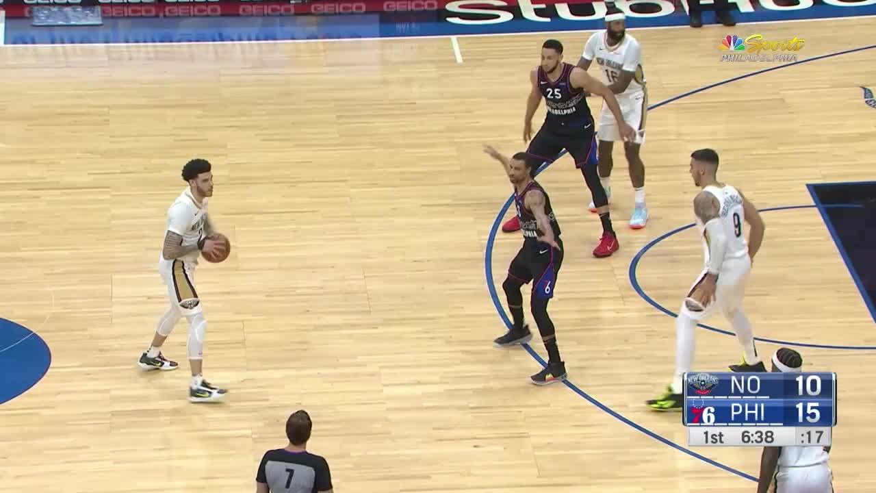 New Orleans Pelicans Highlights vs. Philadelphia 76ers 5-7-21