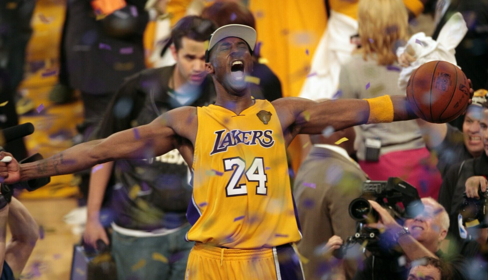 From start to end, deep hunger and desire to be the best drove Kobe Bryant