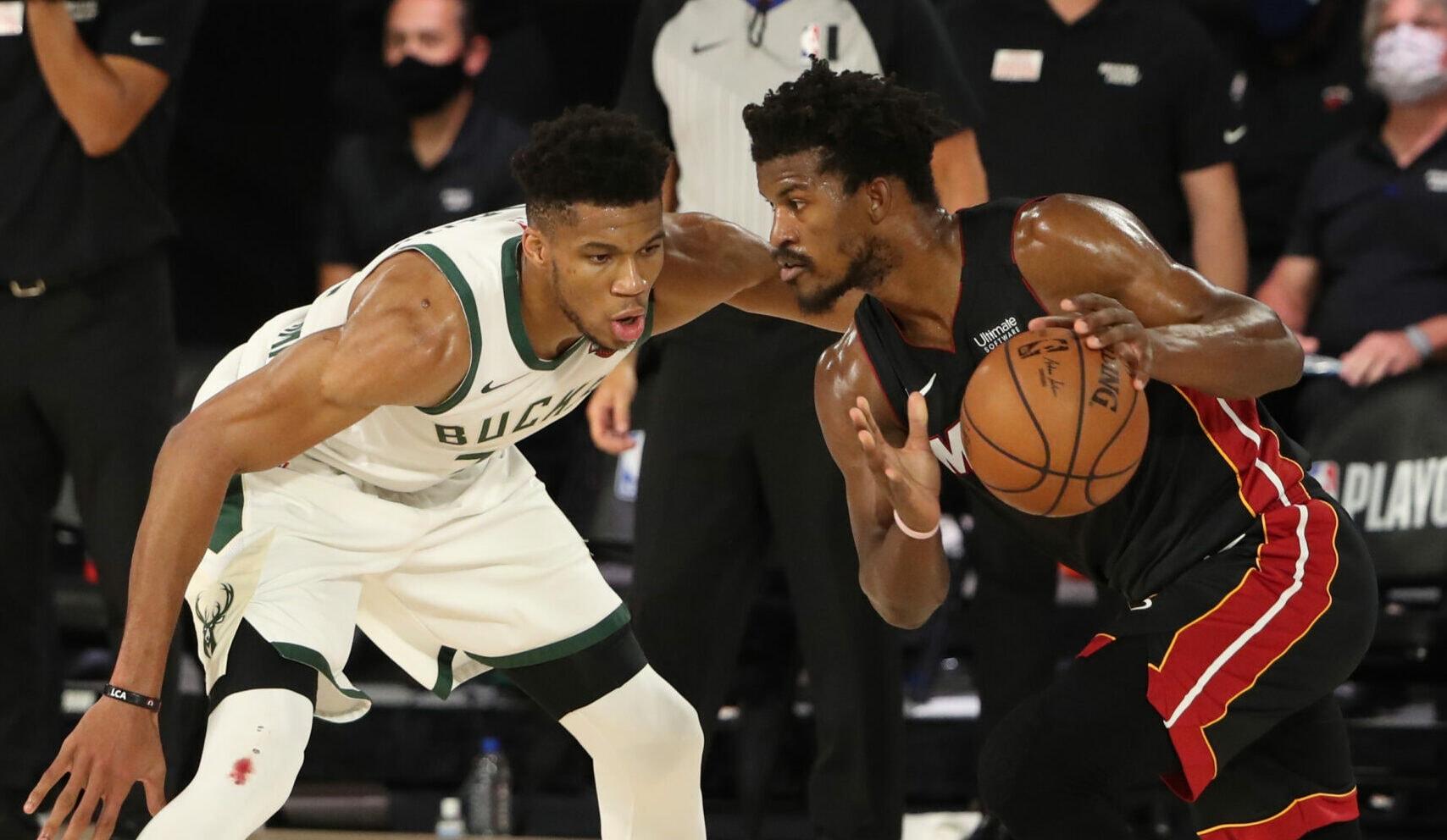 Numbers preview: Bucks (3) vs. Heat (6)