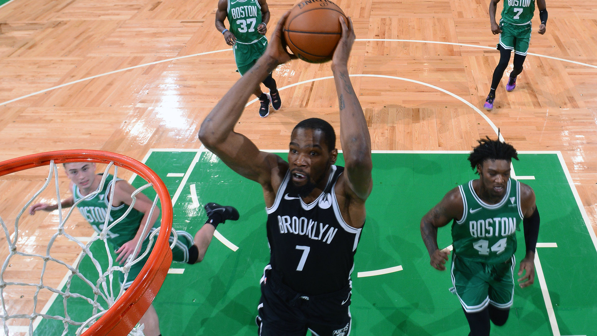 Numbers preview: Nets (2) vs. Celtics (7)
