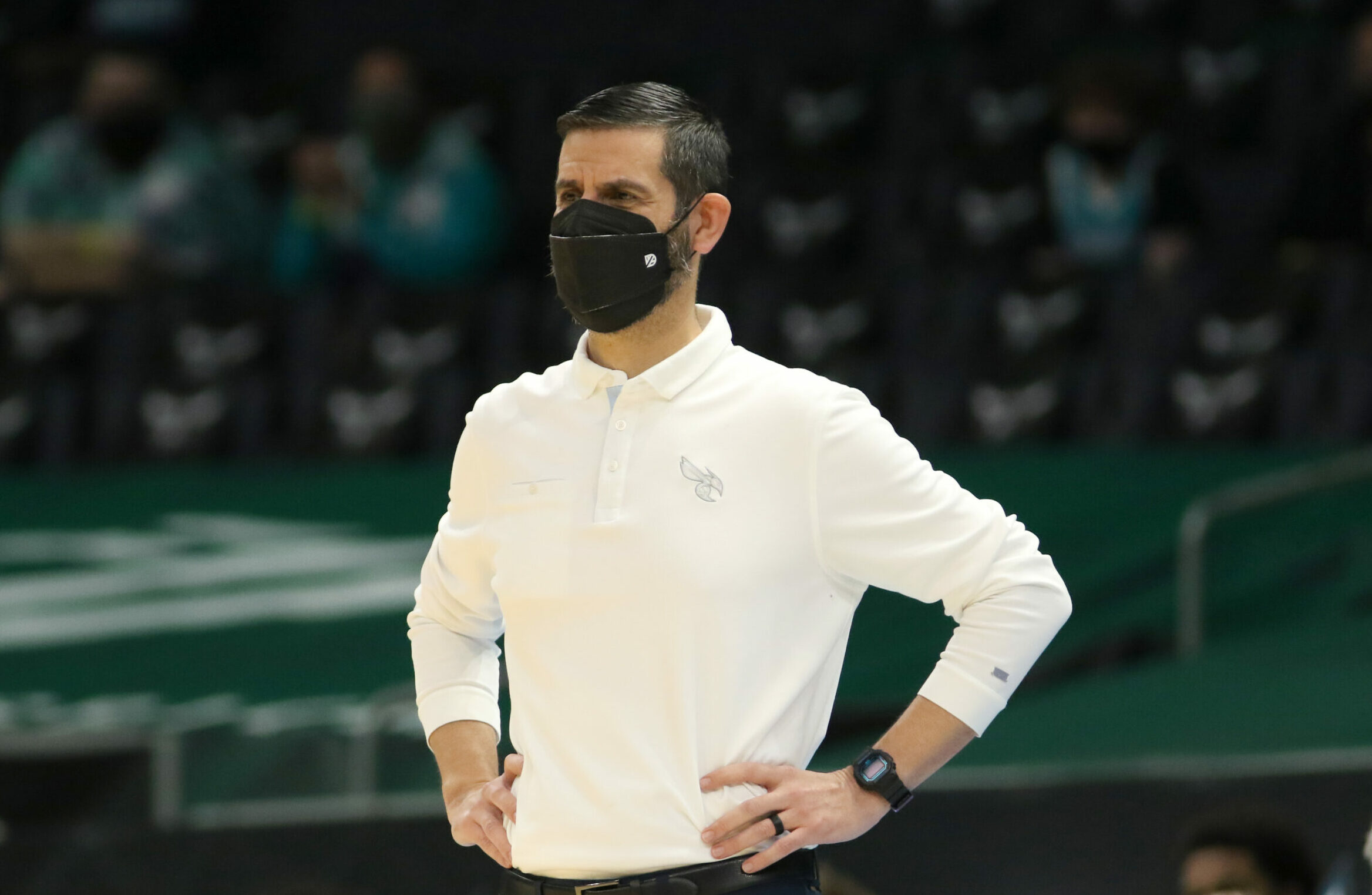 Hornets sign coach James Borrego to multiyear contract extension