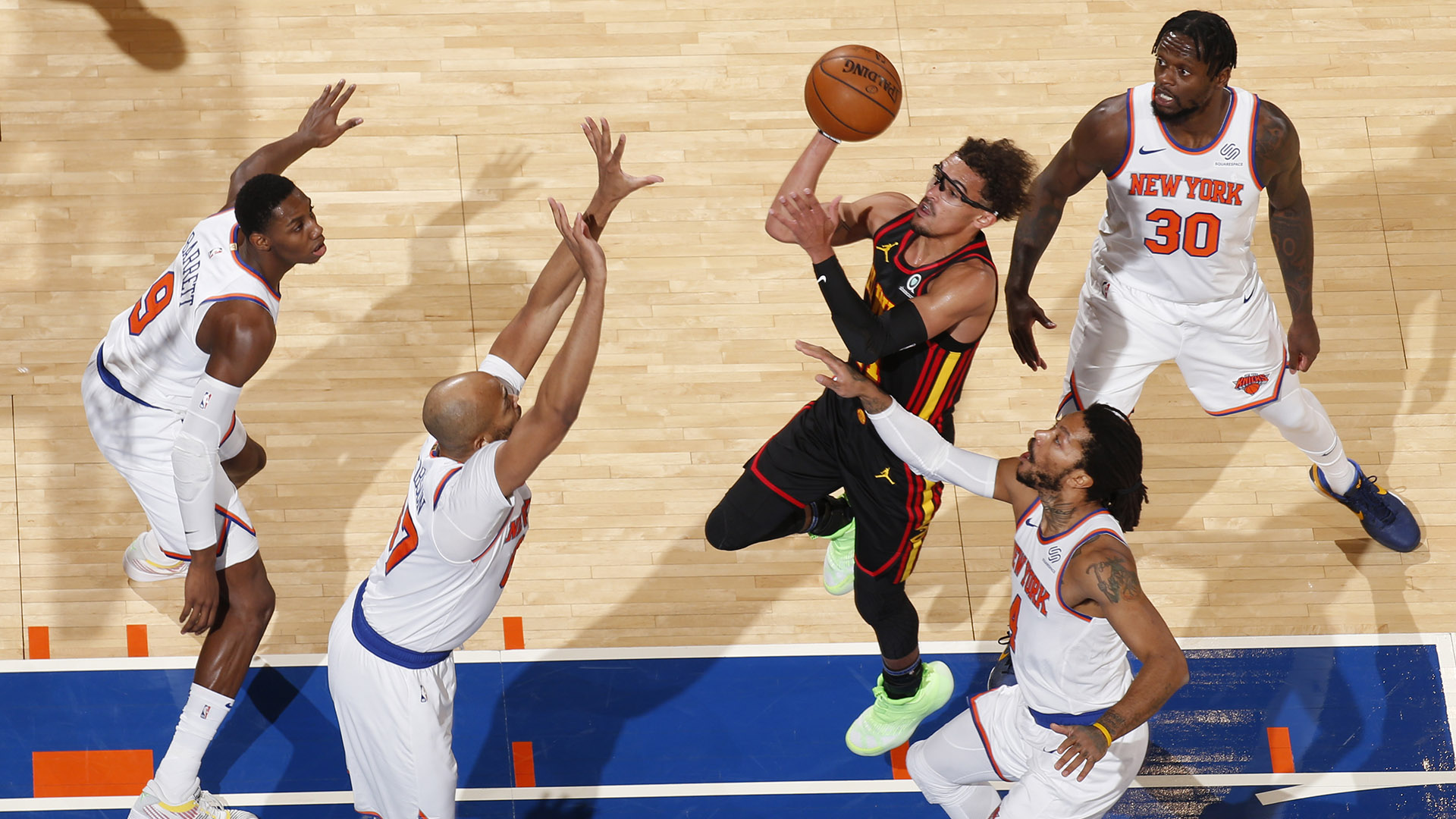 Series preview: Playoff newbies Knicks, Hawks ready to keep late rolls going