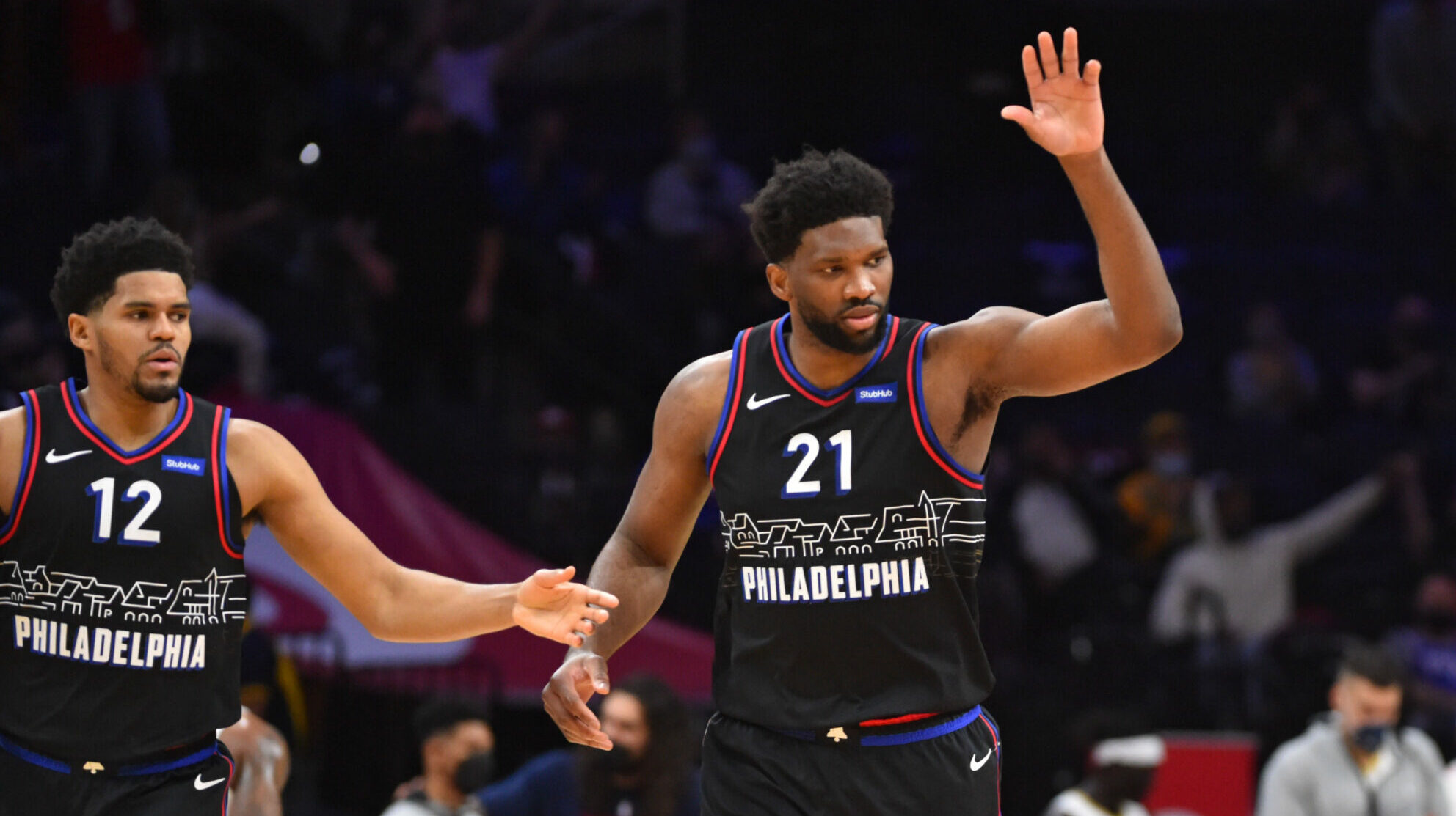 76ers host Pistons in pursuit of 8th straight win