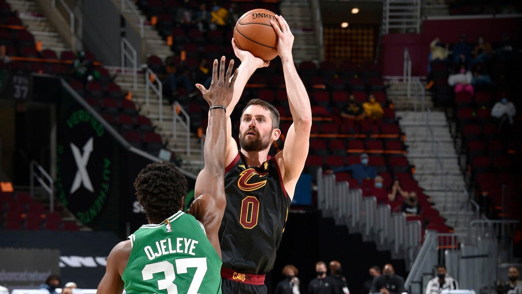 Kevin Love (30 points) Highlights vs. Boston Celtics