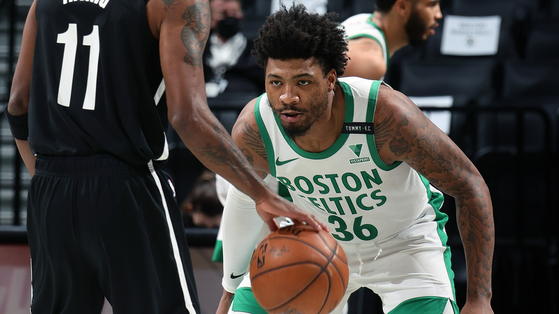 Celtics sign Marcus Smart to contract extension