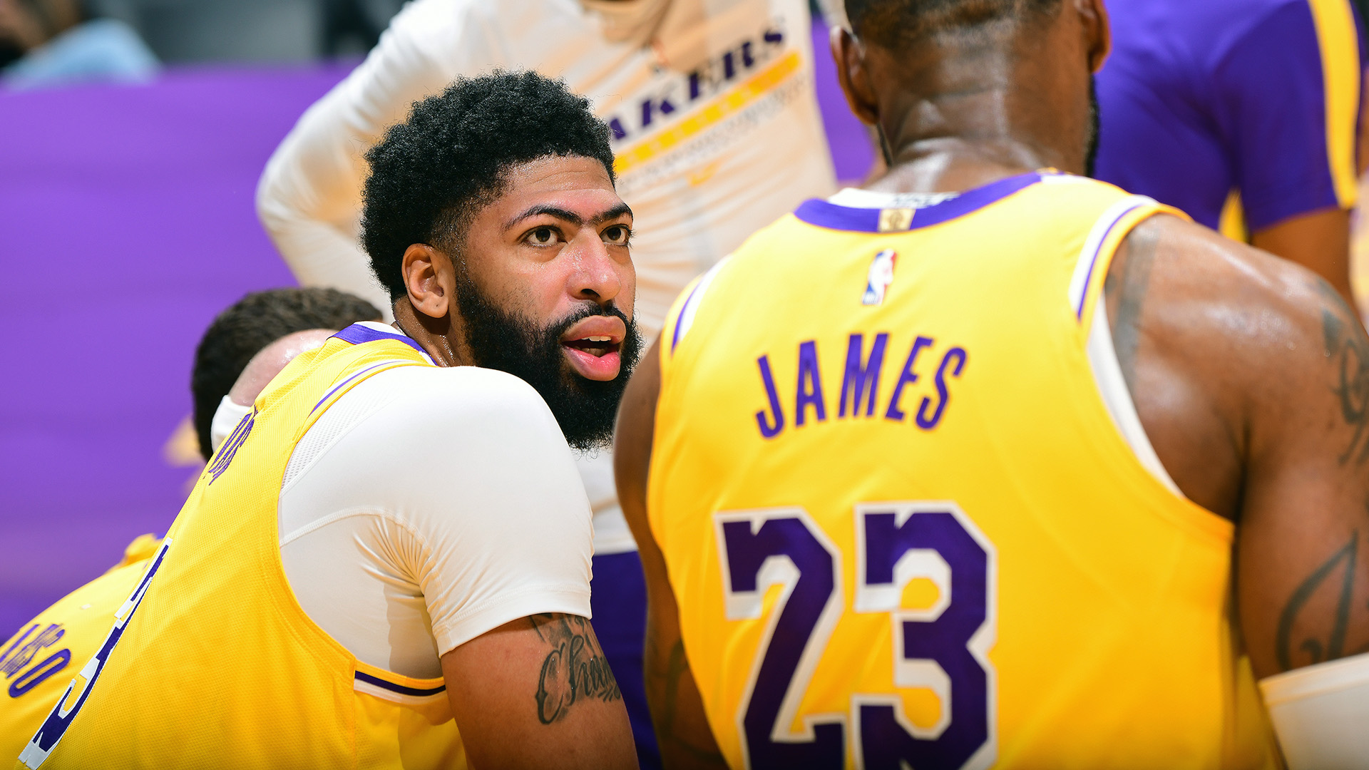 Los Angeles Lakers hope to run it back with healthier team