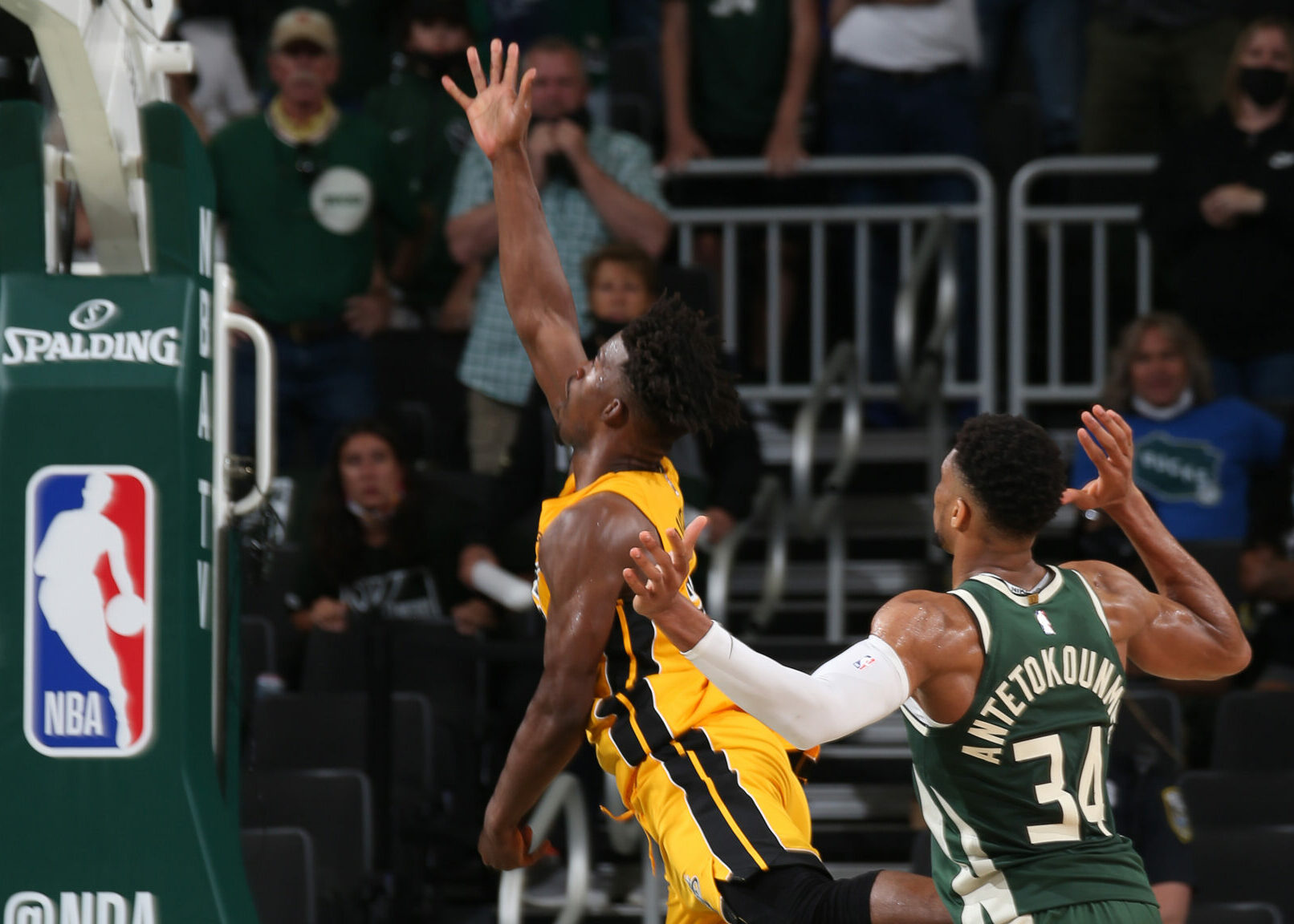 Butler sends Game 1 to OT