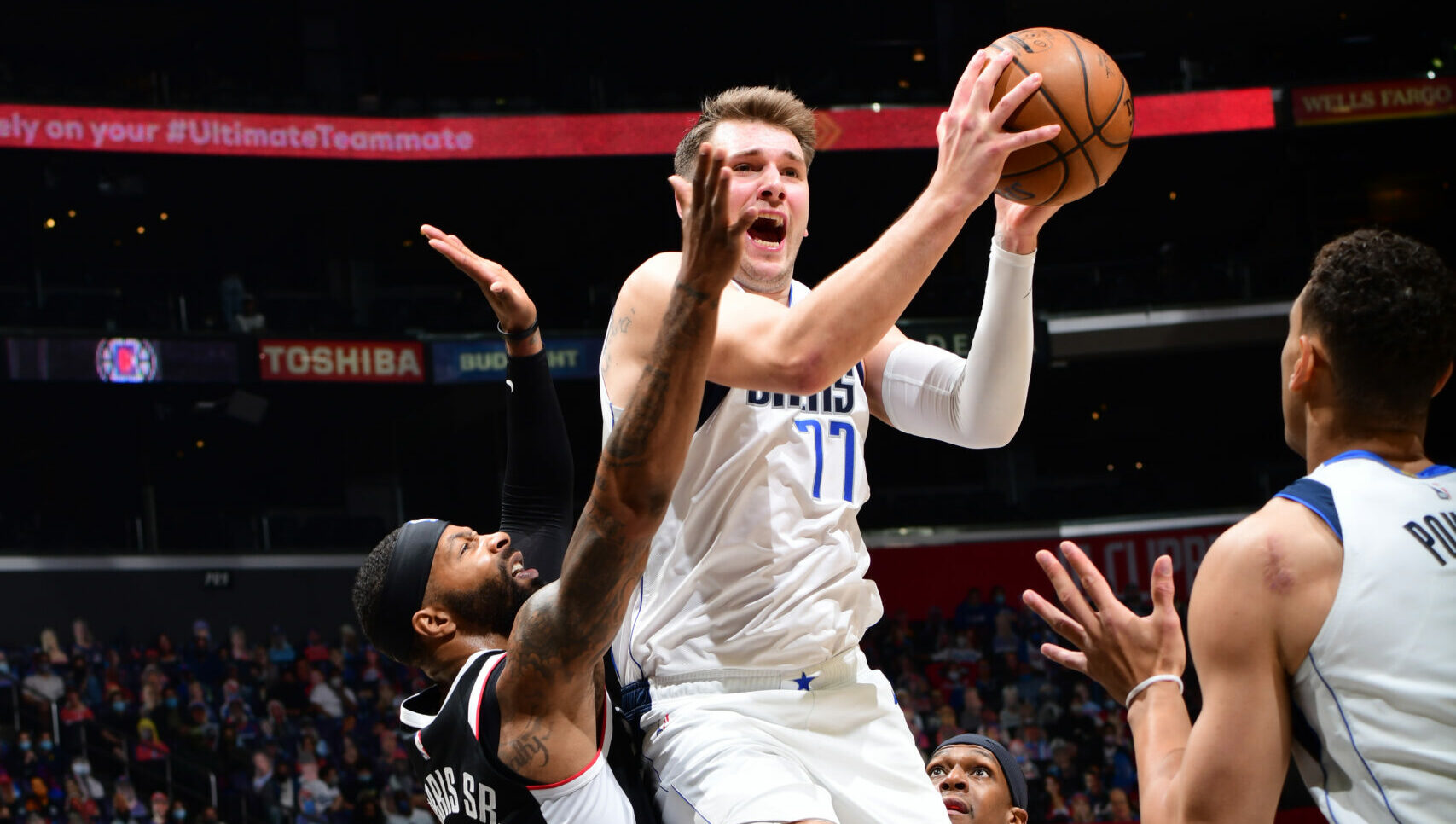 Fast starts, Luka Doncic's decisions fuel Mavs' Game 1 upset