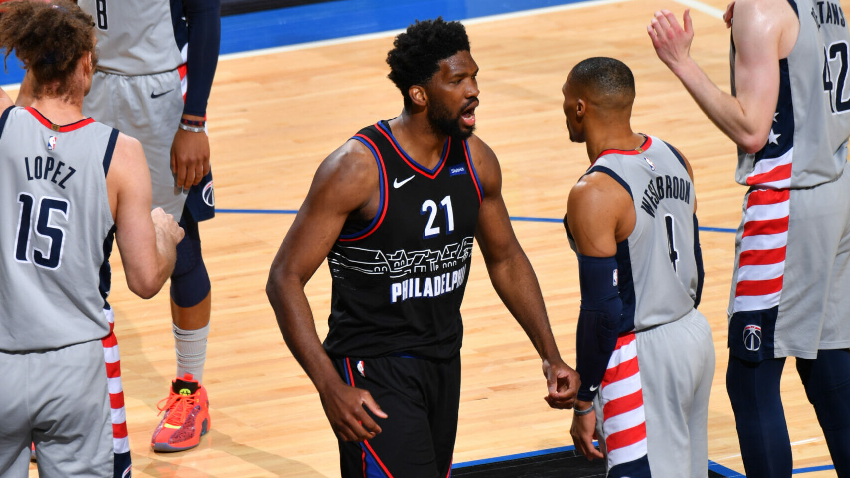 Joel Embiid (30 points) Highlights vs. Washington Wizards