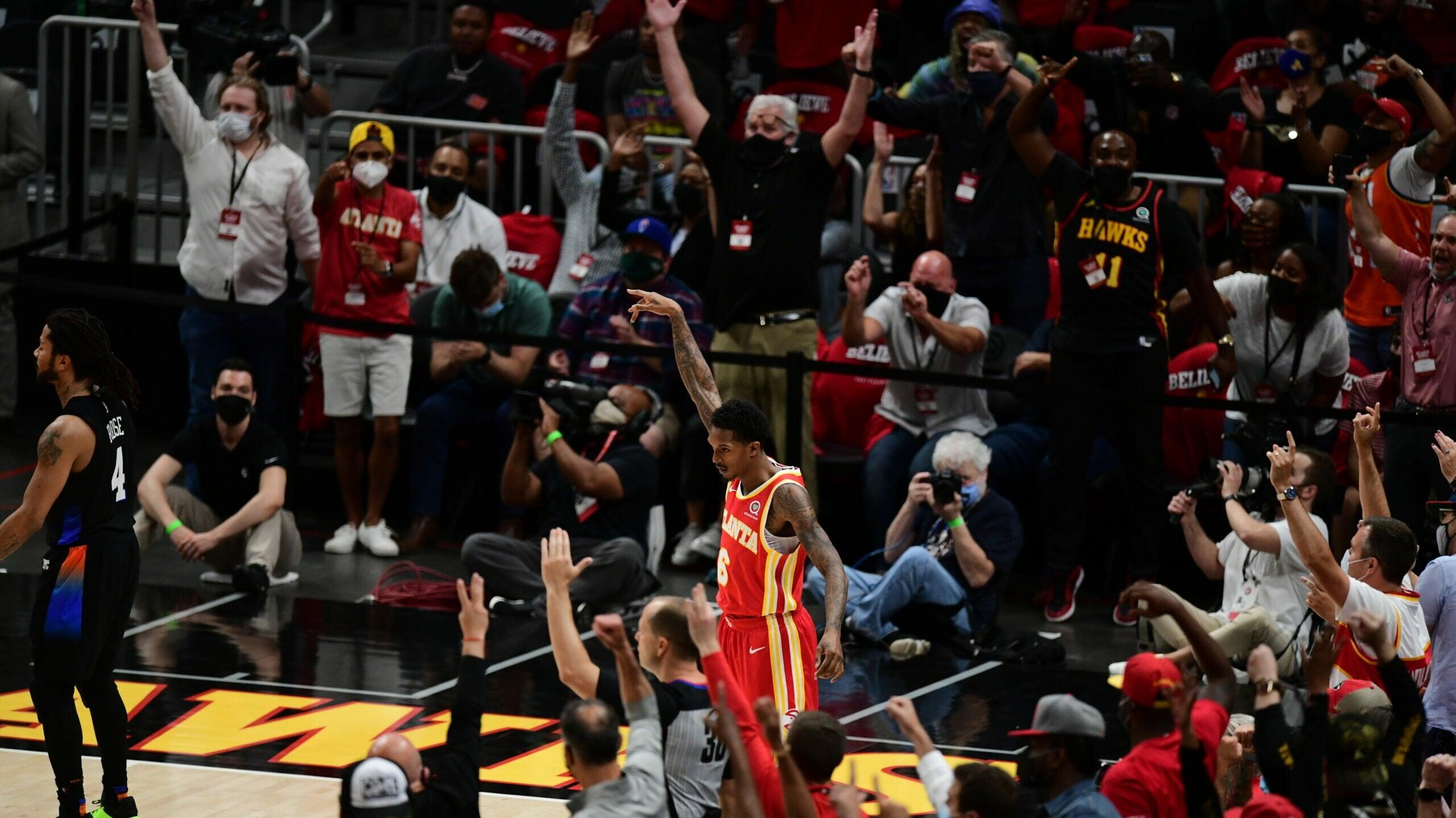 Game Recap: Hawks 105, Knicks 94