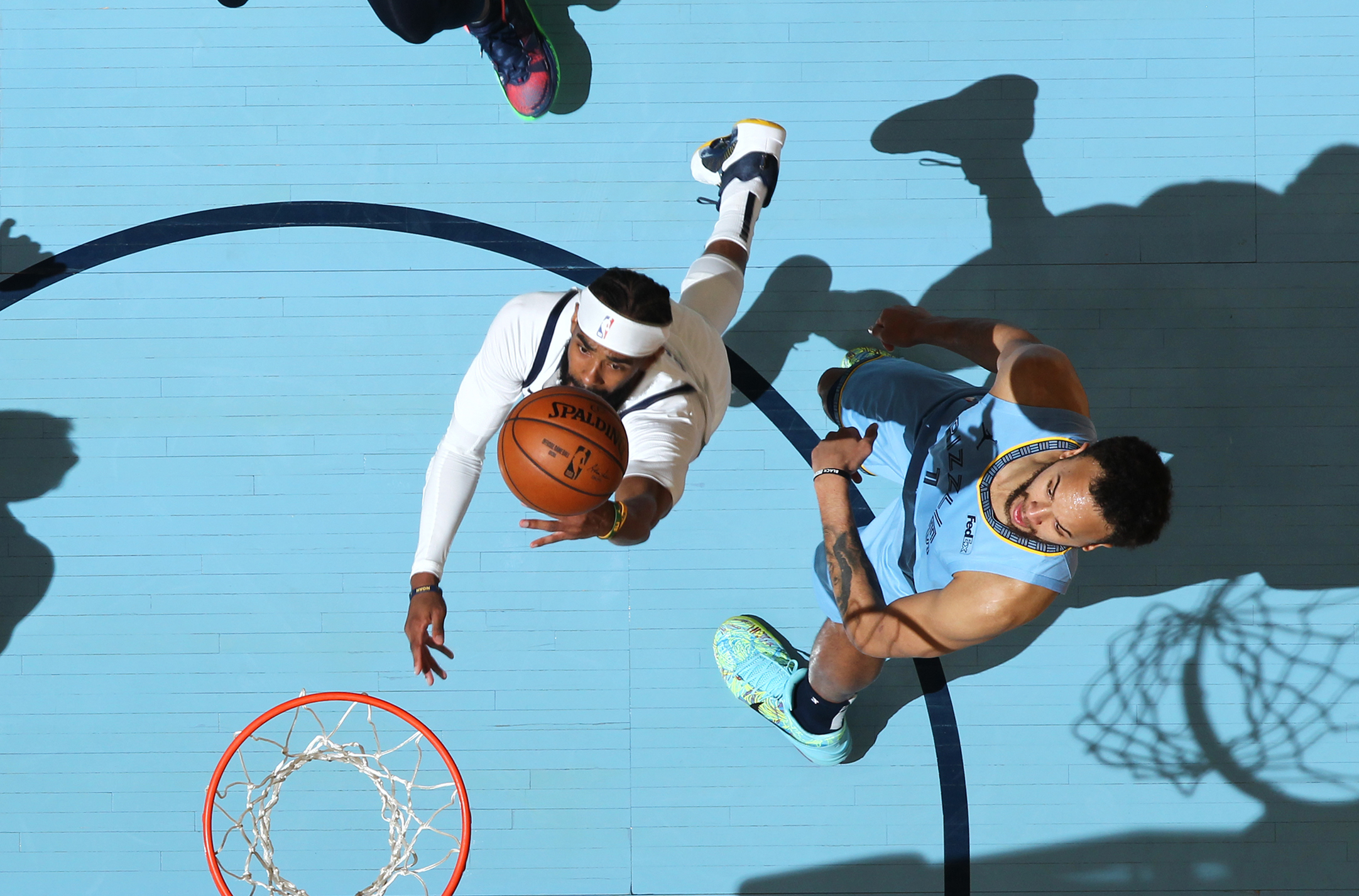 Mike Conley Posts 27 points & 8 assists vs. Memphis Grizzlies