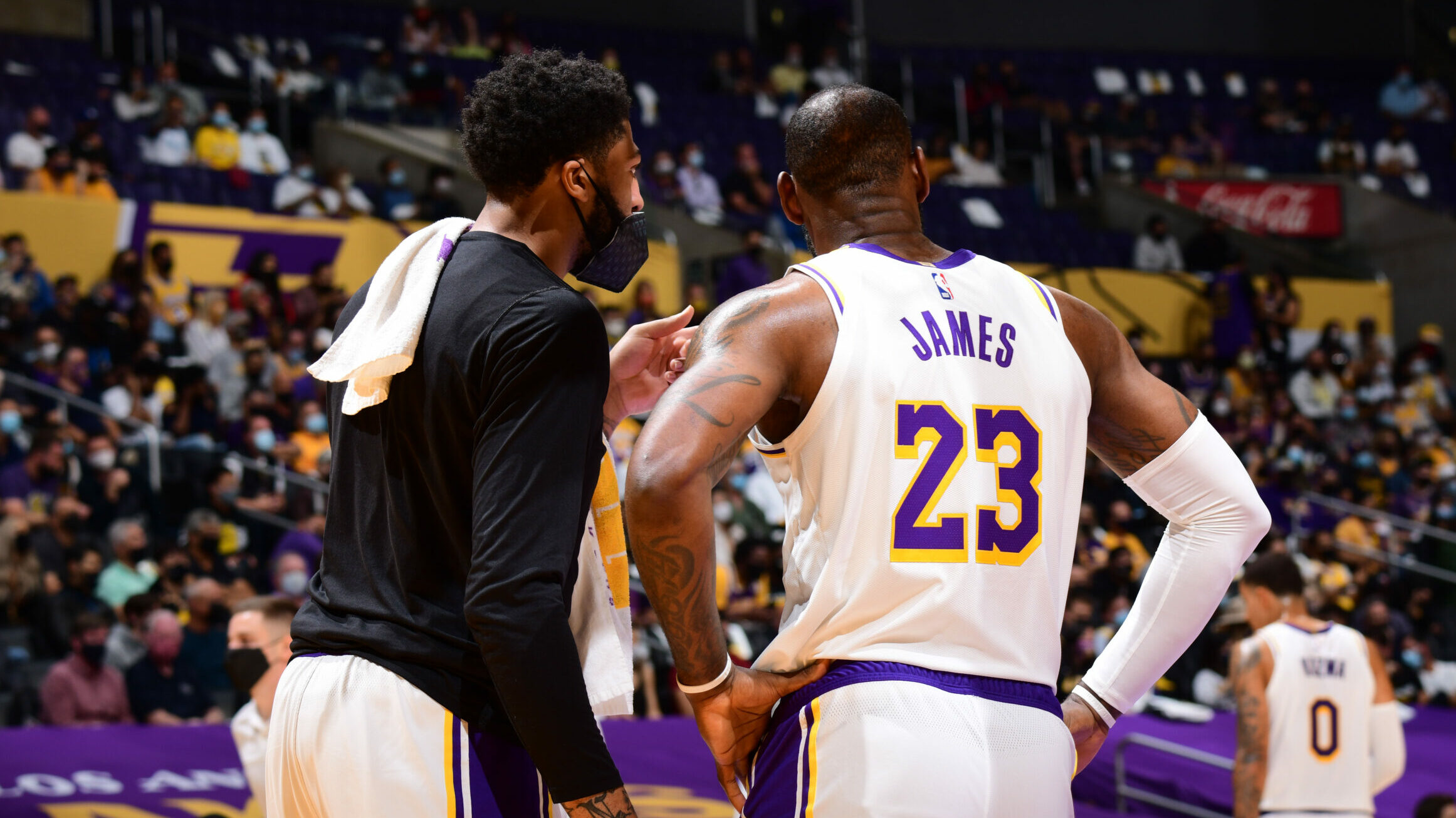 Anthony Davis injury changes complexion of Suns-Lakers series